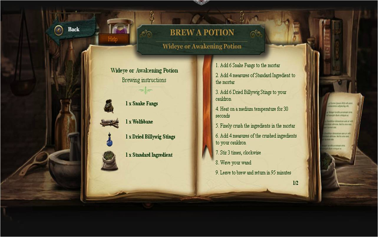 The Pottermore Experience: What's in Store For You? | a. bucket ...