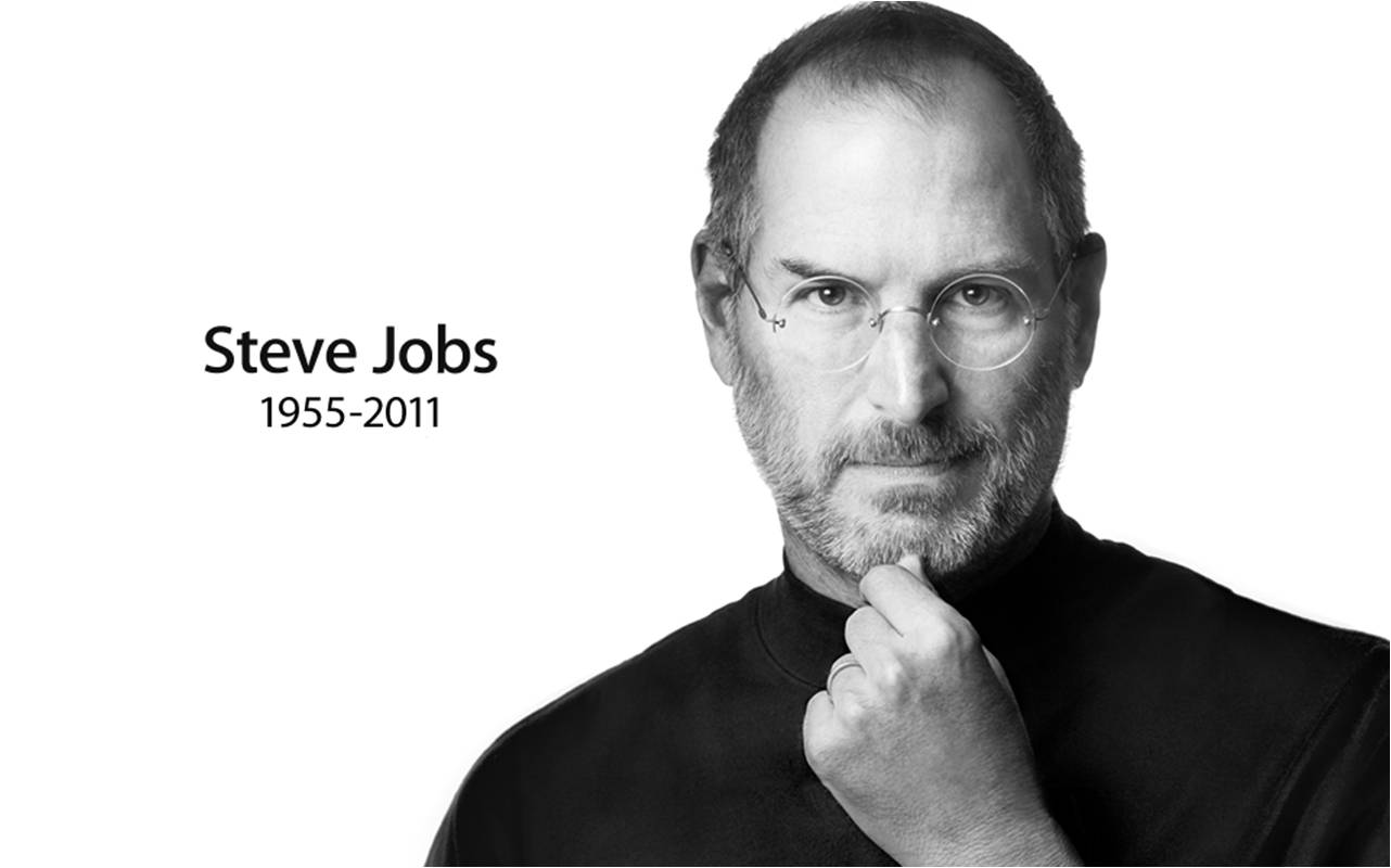 Thank You Steve Jobs! : a. bucket. of. words.